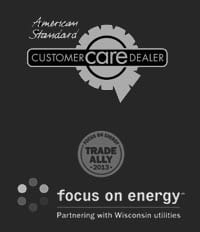 American Standard Customer Care Dealer & Focus On Energy Trade Ally